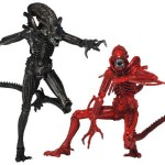 NECA détaille ses 2-packs Aliens
