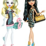 Des poupées Monster High en exclusivité chez Toys R Us