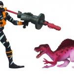 A3886 Marine Patrol vs. Spinosaurus