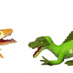 A3888 Spinosaurus vs. Velociraptor
