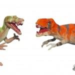 A3889 Spinosaurus vs. T-Rex