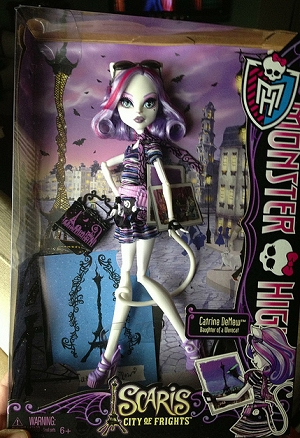 Catrine DeMew Monster High Mattel