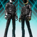 Daft Punk en figurines par S.H.Figuarts