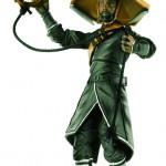G.I. JOE 3.75 Movie Figure Blind Master B  A0490