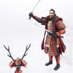 G.I. JOE 3.75 Movie Figure Budo Samurai Warrior A4032 a