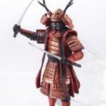 G.I. JOE 3.75 Movie Figure Budo Samurai Warrior A4032 b