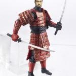 G.I. JOE 3.75 Movie Figure Budo Samurai Warrior A4032 c