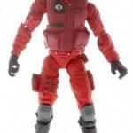 G.I. JOE 3.75 Movie Figure Crimson Guard A0968