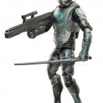 G.I. JOE 3.75 Movie Figure Cyber Ninja A0484 D
