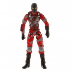 G.I. JOE 3.75 Movie Figure Red Cobra Trooper A0487