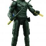 GI JOE Movie Figure Ninja Duel Snake Eyes   98709