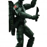 GI JOE Movie Figure Ninja Duel Snake Eyes b   98709