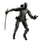 GI JOE Movie Figure Ninja Duel Snake Eyes c  98709
