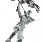 GI JOE Movie figure Storm Shadow a 98494