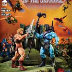 Une couverture exclusive pour le nouveau comics MOTU