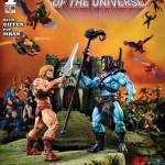 Une couverture exclusive pour le nouveau comics MOTU