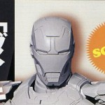 Iron Man 3, l'armure Mark 42 par Hot Toys