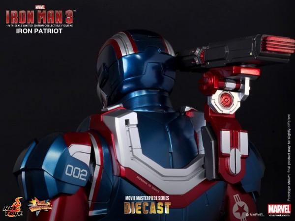IM3 iron patriot 12