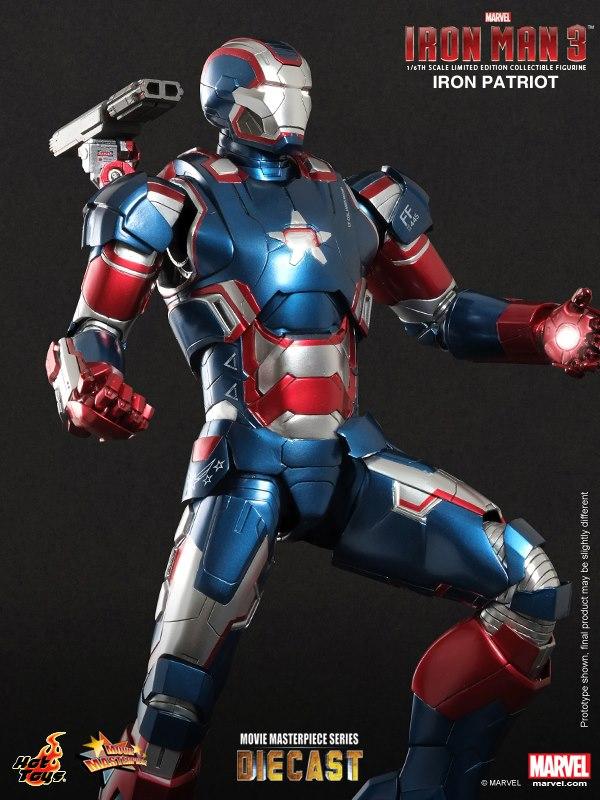 IM3 iron patriot 3