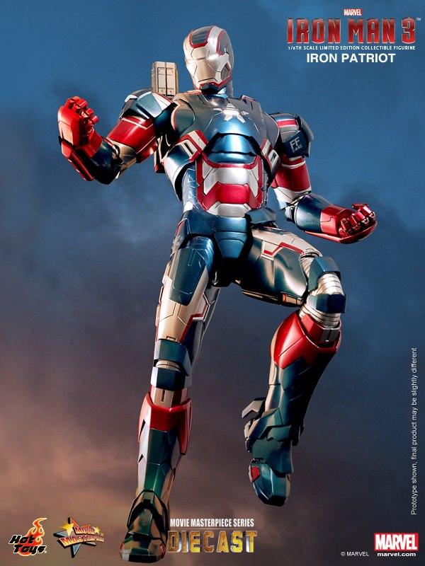 IM3 iron patriot 6