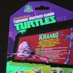 Nickelodeon Tortues Ninja une variante sur les blisters