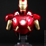 Iron Man 3: 1/4th scale Mark VII Collectible Bust