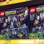 Lego Tortues Ninja une nouvelle rfrence disponible
