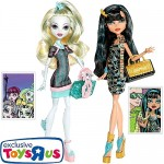 Le pack Monster High Scaris - Lagoona Blue et Cleo de Nile enfin dispo