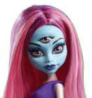 Monster High Crea Terreur la Goule à 3 yeux arrive