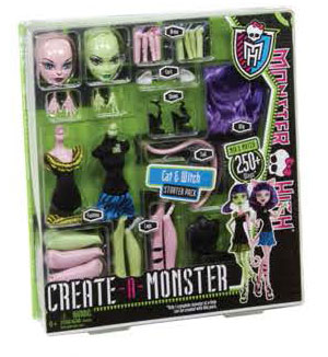 monster high crea terreur