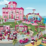 Barbie Mega Bloks sort aujourd'hui en magasin