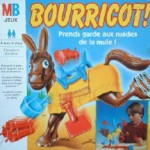 Publicit TV : Bourricot par MB (1983)