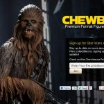 Sideshow : Sculpture du Chewbacca Premium Format