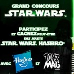 Concours Star Wars Hasbro