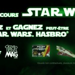Concours Star Wars Hasbro