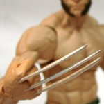 The Wolverine un avant goût des figurines du film