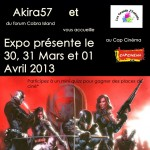 Expo Gi Joe au Cinma de Prigueux (24) 30-31 Mars et 1er Avril 2013