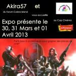 Expo Gi Joe au Cinéma de Périgueux (24) 30-31 Mars et 1er Avril 2013