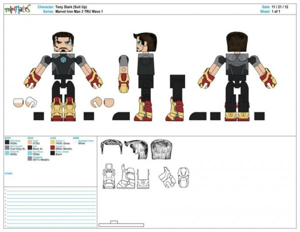 iron man 3 control art stark tony armor