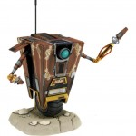 Borderlands : un Claptrap sign NECA
