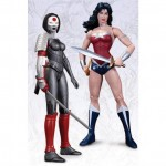 2 double pack pour les New 52 de Dc Collectibles