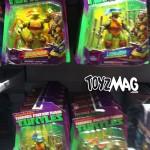 Tortues Ninja les figurines 12cm modernes sont en rayon