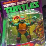 Tortues Ninja les figurines 12cm modernes sont en rayon