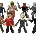 Star Trek Minimates : la série 1 sortira en mai