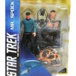 Star Trek Select : une nouvelle gamme de figurines 7″ par DST