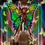 Saint Seiya  Myu du Papillon la Myth Cloth