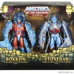 Stonedar et Rokkon le pack Motuc exclusif pour le SDCC - Mise  jour