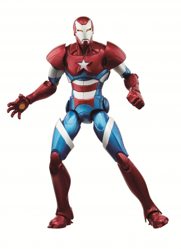 A2518 MARVEL LEGENDS 6-INCH IRON PATRIOT