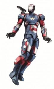 "Hasbro Marvel Legends Iron Patriot (6"")"