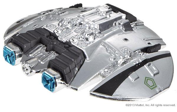 Hot Wheels Battlestar Galactica Cylon Raider